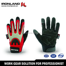 Multi-Purpose Utility Goatskin Palm Top King Gloves