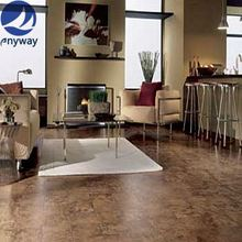 House&Commercial Use wood texture pvc flooring price in india Marble Like
