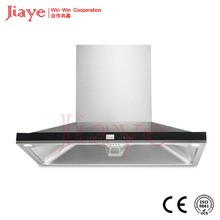 customized high quality fume hood/ kitchen used easy clean range hood JY-HT9015