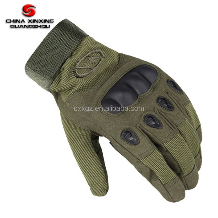 Military tactical gloves outdoor full Finger anti riot stab proof gloves