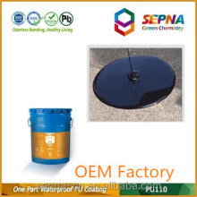 Best Price Non-toxic Coloured Polyurethane Waterproof Sealer