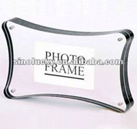 Customized clear acrylic photo,picture frame