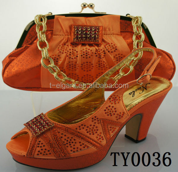 2015 hot shoes footwear wholesale italian matching shoe and bags Wholesale Italian Matching Shoe And Bags