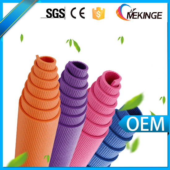 Special design private label custom exercise yoga mat