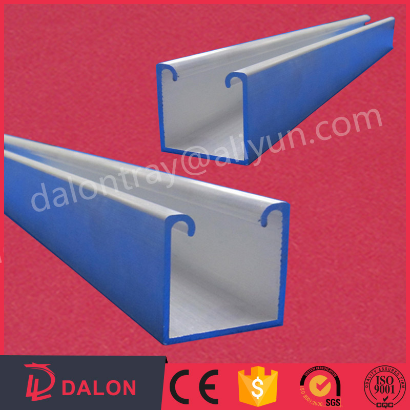 HDG Galvanised steel C channel for construction