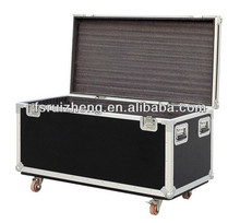 Large Capacity Wheeled Flight Case with Fireproof Board Surface Finish, RZ-AFC013