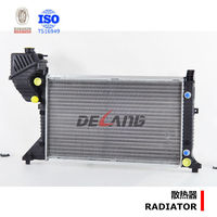 radiator with big tank factory for SPRINTER OE 9015003800 DL-A168A