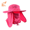Black clear umbrella hat wholesale custom bucket hats with string