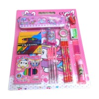2017 Kids School Stationery Set Cheap