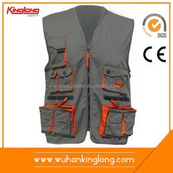Made in China Hot Sale Motorcycle Driving Reflective Safety Jacket Clothing Vest