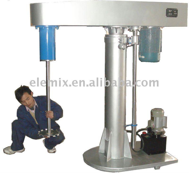 Mezclador de pintura industrial equipo de mezcla for Mezclador de pintura