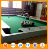 Hot selling outside activity billiard tables for sale with low price