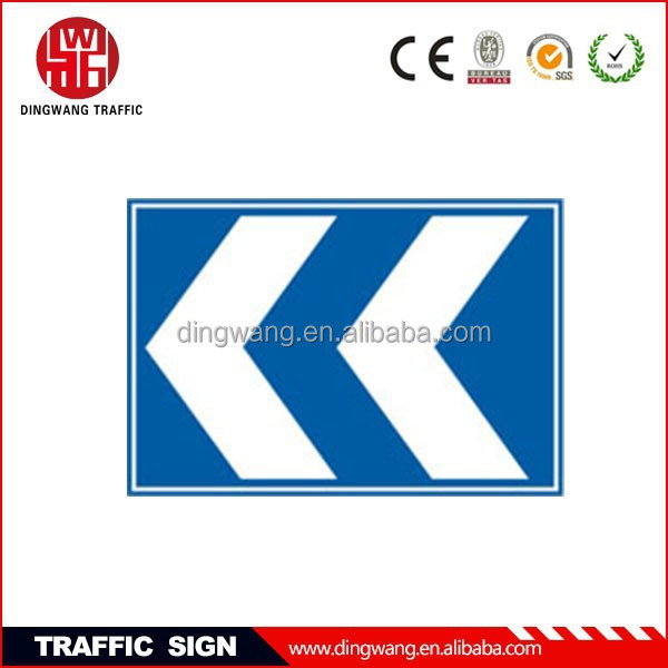 Guide signs-conventional roads.Aluminum traffic sign,Reflective Traffic Sign