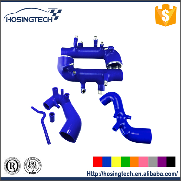 high grade automotive turbo/Intercooler silicone radiator hose