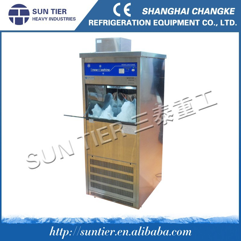 Commercial Block Ice Making Machine Air Cooling Condenser Ice Maker