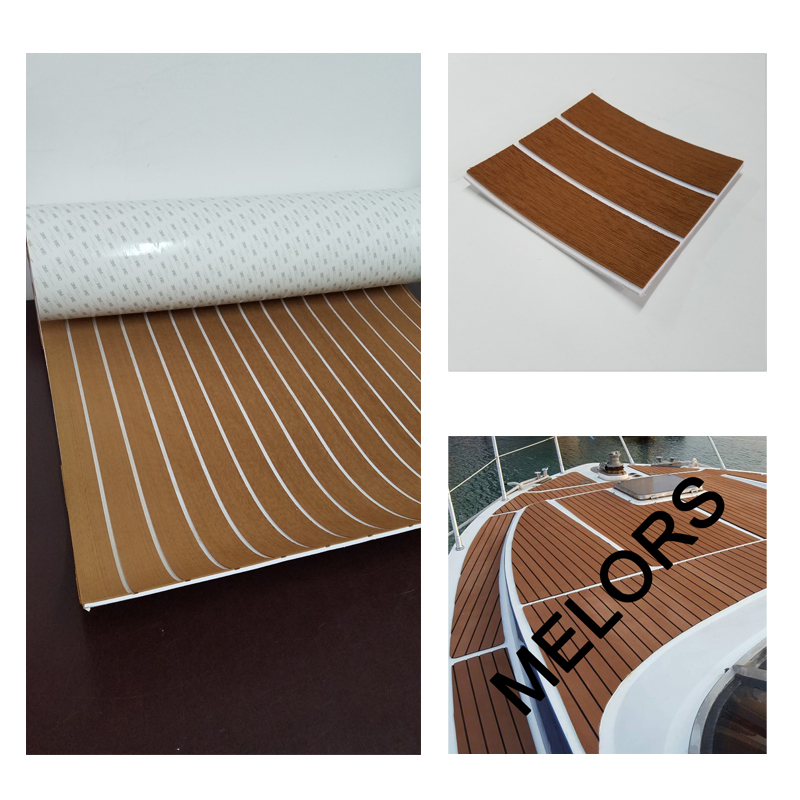 Melors Boat Marine Teak Flooring Covering Products