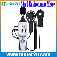 Environment Meter 5 In 1 Sound