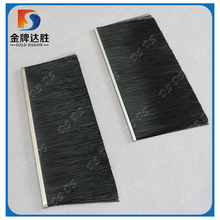 Formed Flexible Sliding Door Bottom Strip Brush