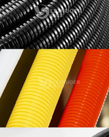 Nylon pipe ,polyamide PA6 electrical cable conduit pipe hose tube