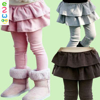 Classic And Spring 4-Color Korean Pantskirt And Girl leggings