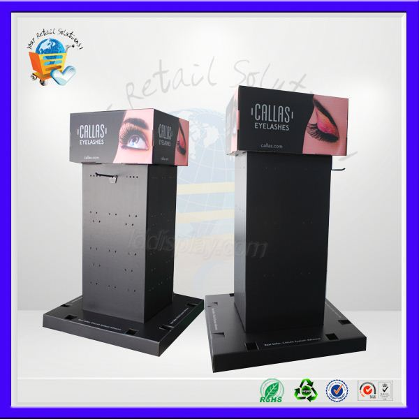 China factory eye catching revlon makeup counter stand with 8 years Experience