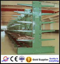 Adjustable Customized Heavy Duty Cantilever Rack/Steel Pipe Storage Racking