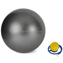 Fashion hot selling anti-burst yoga pilates toning ball