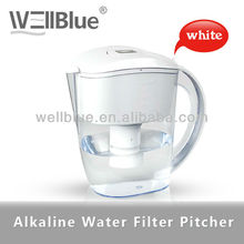 WellBlue Fashionable Water Filter Jug ,Water Pitcher For Filter