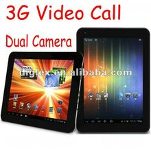 9.7 inch rockchip tablet RK2918 A8 video call