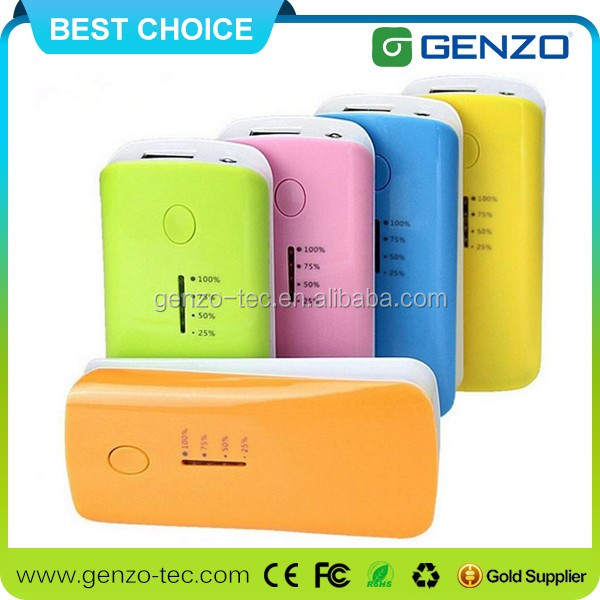 Portable Charger 2200mAh - External Battery Pack Power Bank
