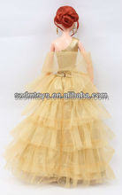 full body solid silicone baby doll barbie doll girl