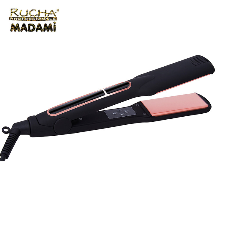 Professional Madami Black Hair Straightner In China