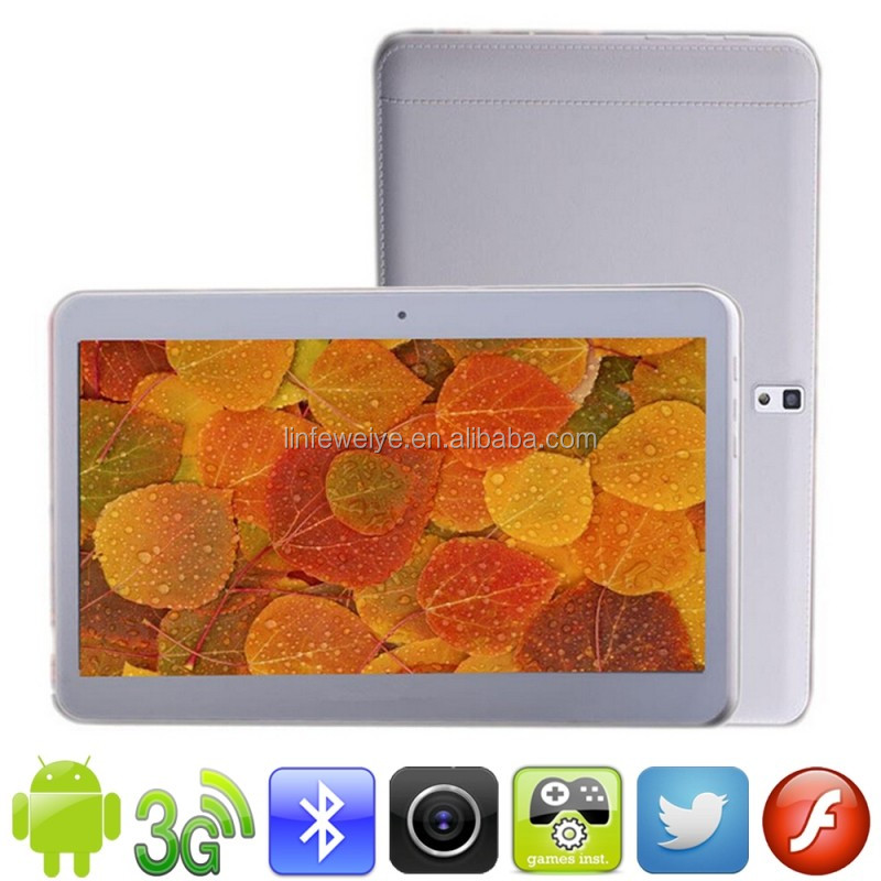Best MTK6572 High-definition Video Tablet 10 inch Android Tablet 10 inch with 3G Phone Tablet Call