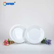 Wholesale ceramic sublimation dinnerware <strong>plate</strong> from China supplier