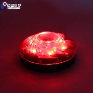 CE ROHS Multi-functional Outdoor Warning Emergency Disc Roadside Safety led Road Flares