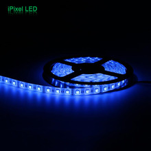 High lumen 24V waterproof smd 5050 rgb LED strip with thermal casing waterproof