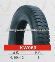 400-12 DOT Certified Motorcycle Tyre