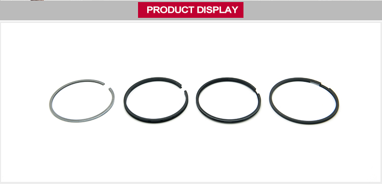 engine piston ring set 41158041 for generator diesel engine spare parts