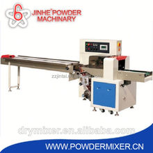 Horizontal lime cakes bag packaging machine