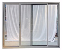 China supplier crazy selling cheap price philippines pvc office sliding glass window