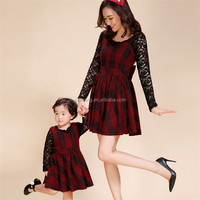 Best selling of mommy and me matching dresses