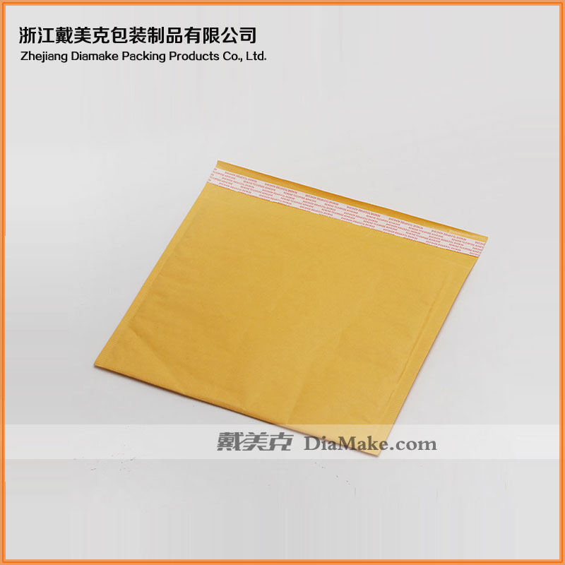Good quality and self-adshion mini kraft paper bubble envelopes for sales