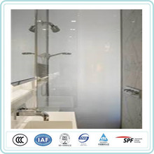 White Intelligent glass,Electrical privacy glass,smart glass panel