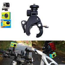 Custom Quick Release Bike Bicycle Handlebar Seatpost Mount Clamp with tripod adaptor for Gopros Hero4/3+/3/2/1SJ4000 Camera