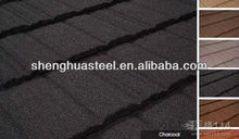 Waterproof shiny roof materials spanish tile