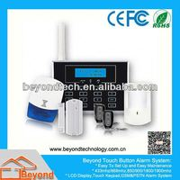 Warning Light Sound Alarm With Nice Blue LCD Display