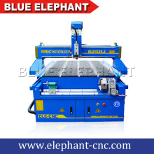 ELE1325-4 Blue elephant cnc router for wood with High Quality Woodworking CNC Router
