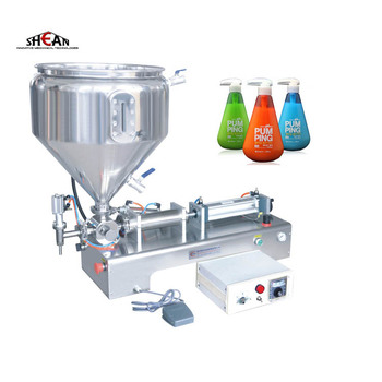 filling machines sachet and bottle oil / Honey Liquid and Paste Filling Machine