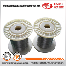 professional manufacturer soft magnetic alloy permalloy coil/wire Chinese 1J50
