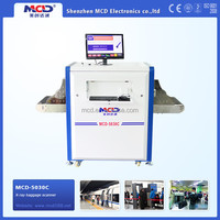 Security inspection machine/ MCD-5030C detector de metales/ X-ray luggage/baggage scanner